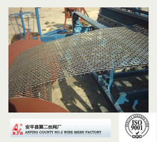Anping steel crimped wire mesh manufacturer