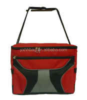 Adult picnic bag for cans,food and bottle,wine