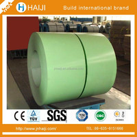 Apply to the transport, storehouse board, etc Prepainted steel coil Low price of direct selling