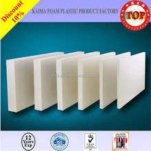 China factory supply exported gold inkjet printable pvc plastic sheet,pvc sheet for furniture