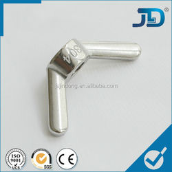 304 stainless steel wing nuts with white zinc plated