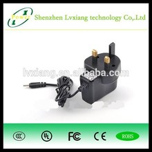 England 5V1A ac/ dc power adapter DC5V 1A power adapter belongs to electronoc element
