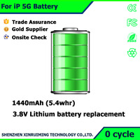 For iPhone 5,5S Original mobile battery for phone