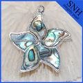 nueva cáscara del mar colgante de la perla del diseño