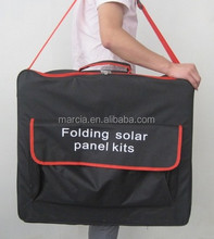 120w folding panel solar kit