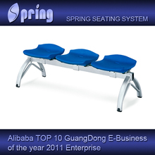 2014 modern 3 seater waiting chairs , waiting chair CT-726