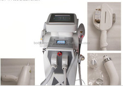 Super combination, Multi-function machine, ND YAG laser IPL SHR salons