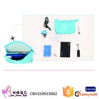 Alibaba express mesh bag, travel pouch, mesh cosmetic bag