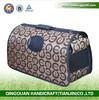 BSCI Petbed QQFactory travel eva pet carrier tote bag