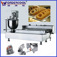 Crazy deal stainless steel automatic industrial professional donut maker