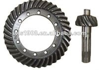 crown wheel and pinion bevel gear truck or tractor