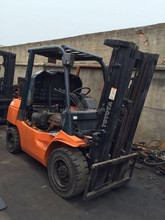 Forklift trucks in good condition,3 ton used condition original forklift toyota