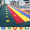 Factory price protable outdoor playground flooring