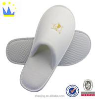 new model woman sandal white sponge coral slippers