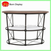 Display table stand design ABS promotable