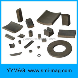 Professional Chinese manufacturer high quality magnetic material SmCo rotor magnets