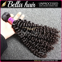 brazilian human hair extensions full cuticle head hair better quality curly wave double sided tape hair extensions