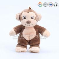 High quality plush Monkey toys /flying monkey with sound