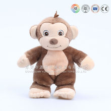 High quality plush Monkey toys /flying monkey with sound