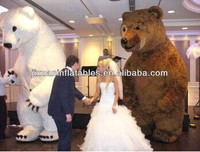 giant teddy bear for couple