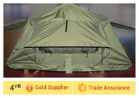 Custom Luxury Built Jeep Commando Camper