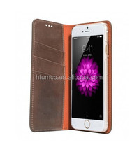 """Newly design premium case,Cowhide Leather cover,phone cover for Apple iPhone 6 5.5"""""""