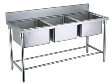 Restaurant Used Commercial Stainless Steel Kitchen Sink - Buy Chafing ...