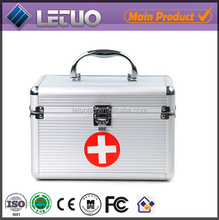 2015 new products aluminum carrying case tool storage box first aid kit tool box