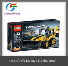 Lego assembled model building blocks LEGO technology machinery digging loader L42004 children's educational toys