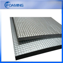 factory aluminum foil bubble/aluminum foil roof heat insulation material