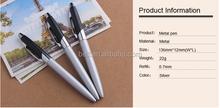 2015 new design promotional Business Gift Metal best ballpoint pen