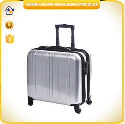 best seller of 2014 sky traveling luggage, 17inch cabin size suitcase for airline