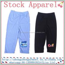 China Supplier Cheap Garment Stock Lot Apparel