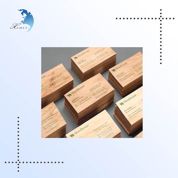 Custom printed wood business card wood office crafts with factory custom printed wood business card wood office crafts with factory wholesale price 5 reheart Images