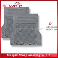 Universal Fit High Quality PVC Car Foot Mat/2 pieces
