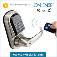 key code lock electric remote control door lock from manufacturer