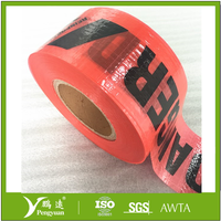 underground electric reinforced detectable warning tape