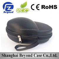 Alibaba China factory custom eva earphone carrying case