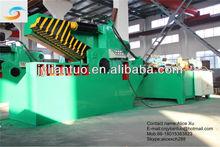 Q43-4000 Hydraulic Scrap Metal Waste Iron Aluminum Copper alligator shearing machine (Quality Guarantee)