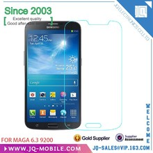 Super Hardness Mobile Tempered Glass Screen Protector For Samsung Galaxy I9200