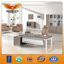 Hot sale modern melamine executive office desk HY-JT16