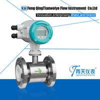 CNAS fatty acid electromagnetic flow meter IS17025