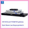 New!!! 4/8/16/32 lines FXO voip gateway 8 channel gsm gateway pstn gateway