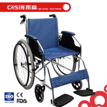 China handicapped wheel chair supplier cheapest wheelchair manufacturer