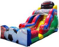 Inflatable hot sale festival promotional sport slide F4132