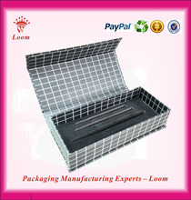 Top popular paper pen gift box with low price for selling