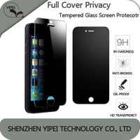 Anti-spy Protective Film for iphone 4/5/6/6plus Privacy Tempered Glass Screen Protector For iPhone4 4s 5 5s 5c 6