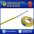ul3071 silicone fibra de vidrio eléctrico alambre