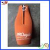 330ML neoprene beer bottle cooler with zipper