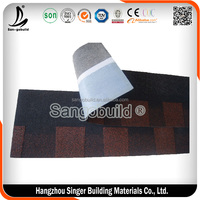 Roofing Material Bitumen Tile For House Plans
